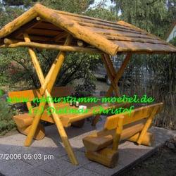 Rustikale Gartenmobel Aus Holz Gartner Unterdorf 25b Monchhagen