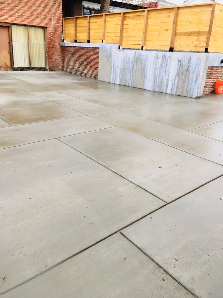 Certified Concrete: Westminster, CO