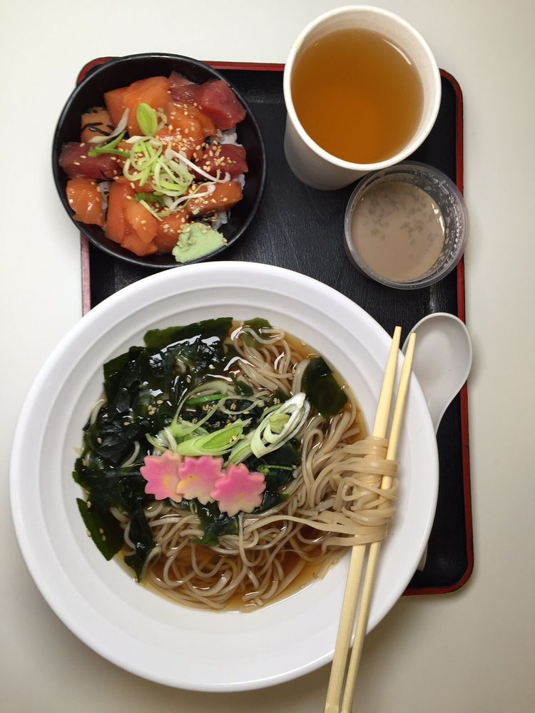 Healthy Soba IKI Singapore