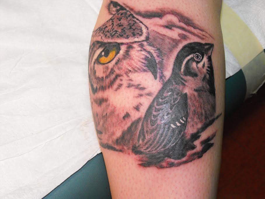 Capt Lu Tattoo Work Yelp
