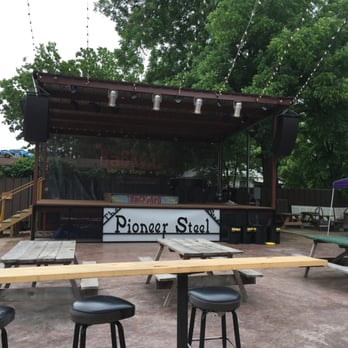 Beau Photo Of The Backyard Bar Stage U0026 Grill   Waco, TX, United States