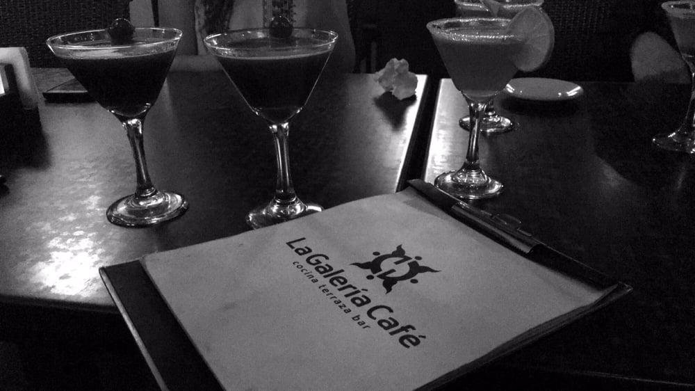 La Galería Café Bars Morelos 902 Oriente Monterrey