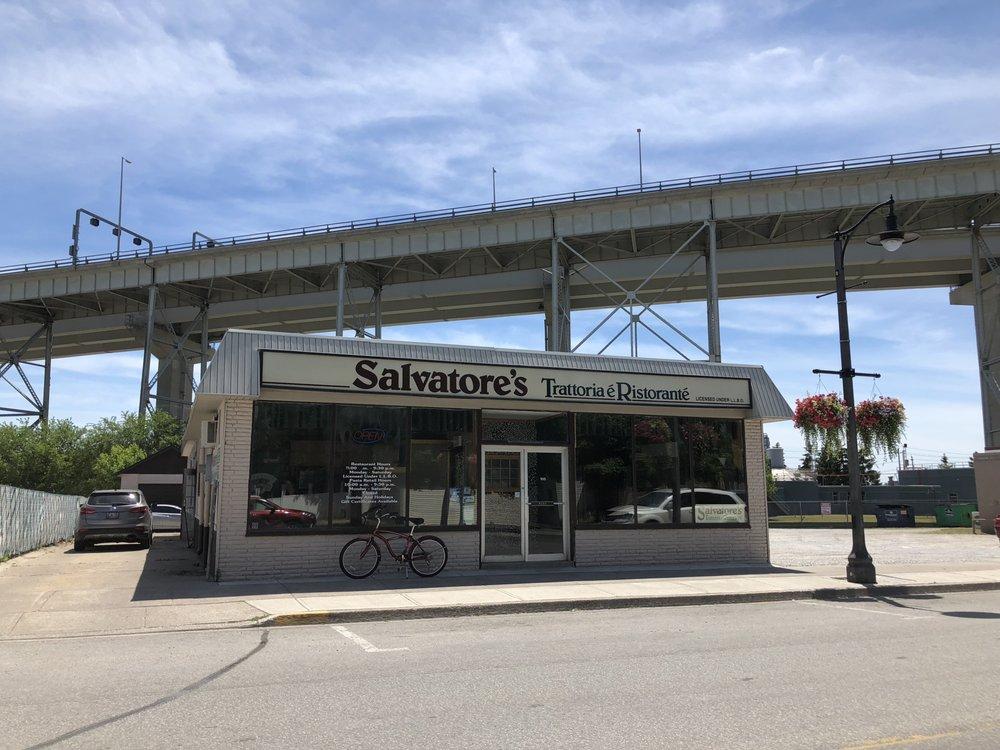 Salvatore's Trattoria E Ristorante: 105 Michigan Avenue, Point Edward, ON