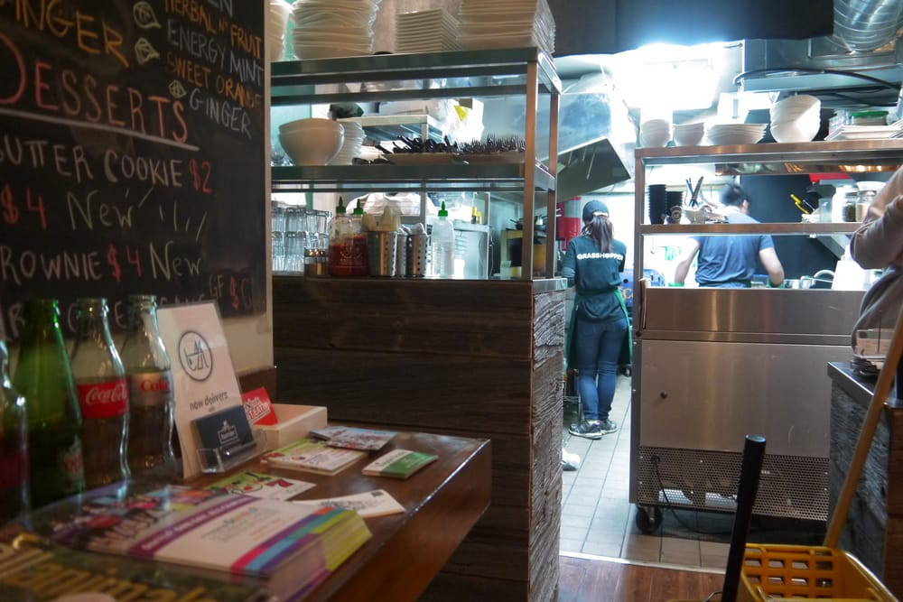 Grasshopper Restaurant Toronto