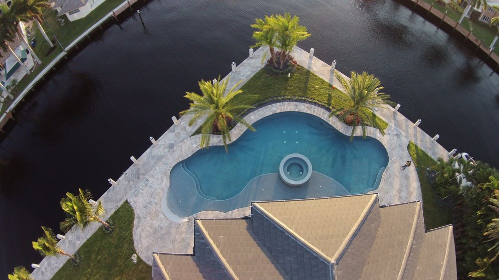 Pool Builders: 5601 SW 45th St, Davie, FL
