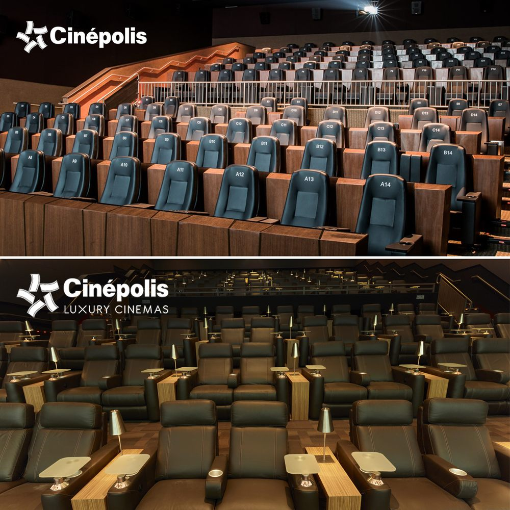 Cinépolis Luxury Cinemas - 64 Photos & 122 Reviews - Cinema - 201 N ...