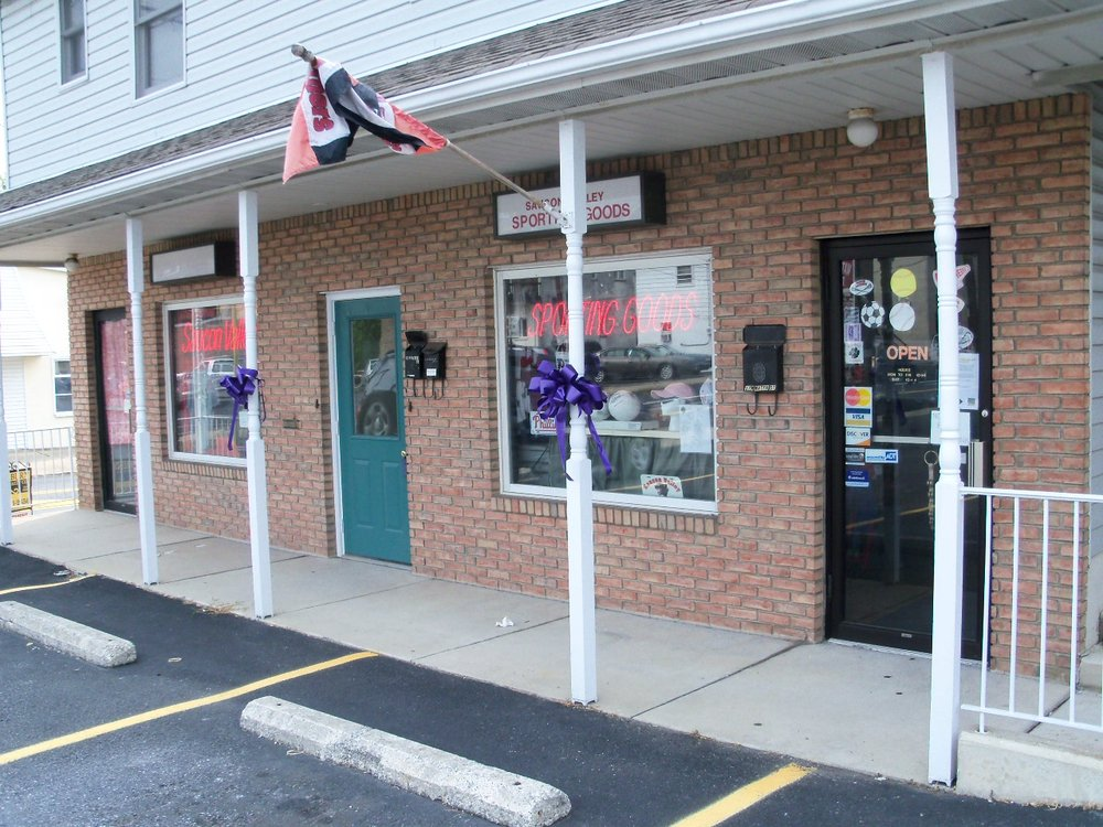 Saucon Valley Sporting Goods: 37 W Water St, Hellertown, PA