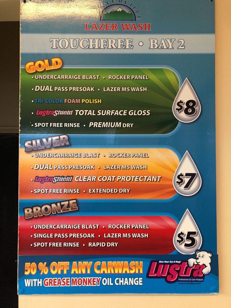 Grease Monkey: 55 W Parish Ln, Centerville, UT
