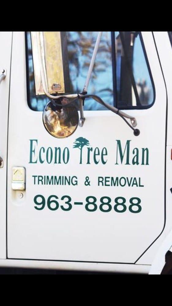 Econo Tree Man: Simpsonville, SC