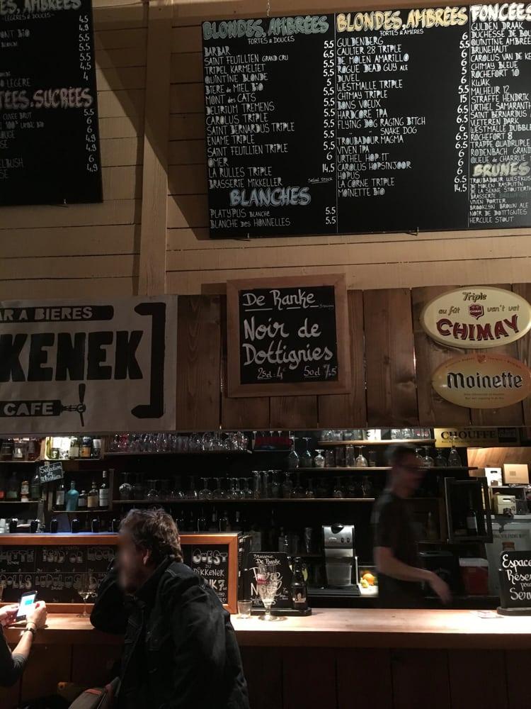 Dikkenek Cafe  Rue D Austerlitz Lyon