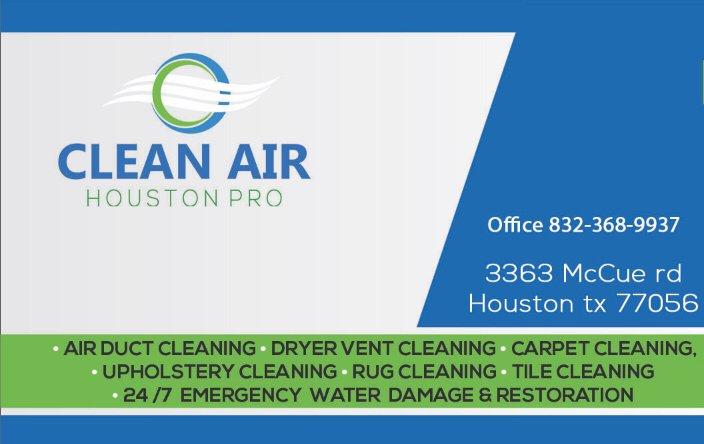 Clean Air Houston Pro