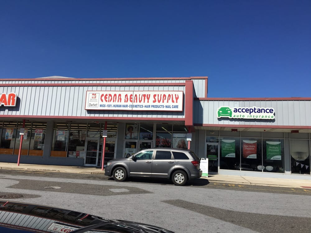 Cedar Beauty Supply: 1438 Chester Pike, Sharon Hill, PA
