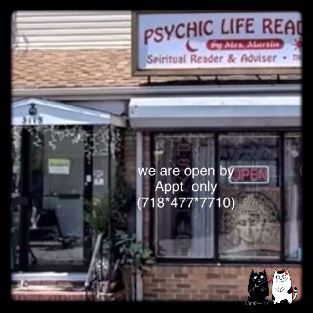 Social Spots from Mrs Martin Psychic Shop