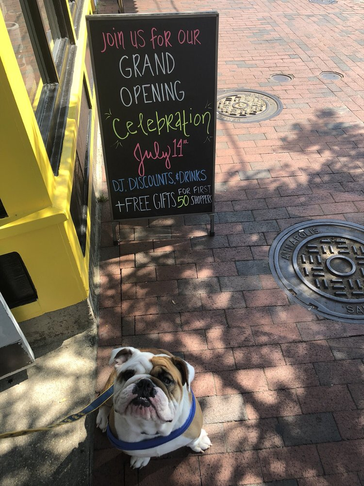 Brightside Boutique: 30 Market Space, Annapolis, MD