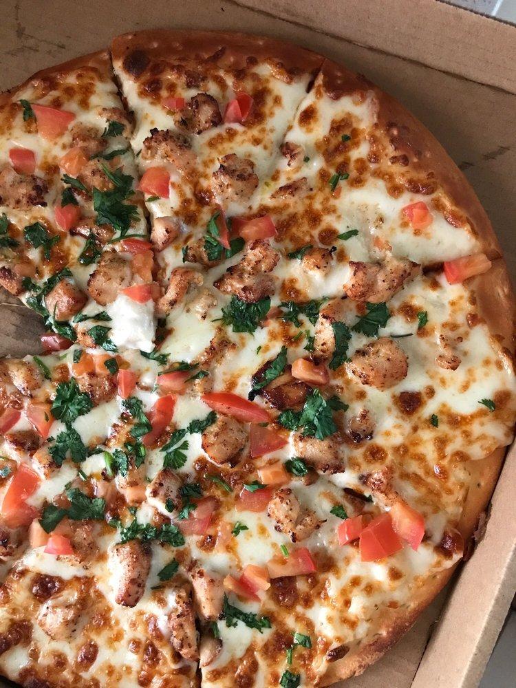 Lalis Pizza: 7902 California Ave, Huntington Park, CA