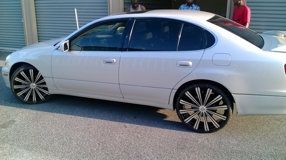 22 Inch Wheels On A Lexus Gs300 Yelp