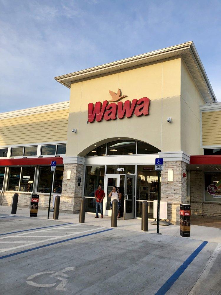 Wawa: 6971 SW 24th St, Miami, FL