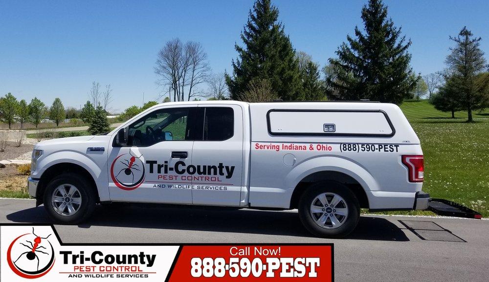 Tri-County Pest Control: Cambridge City, IN
