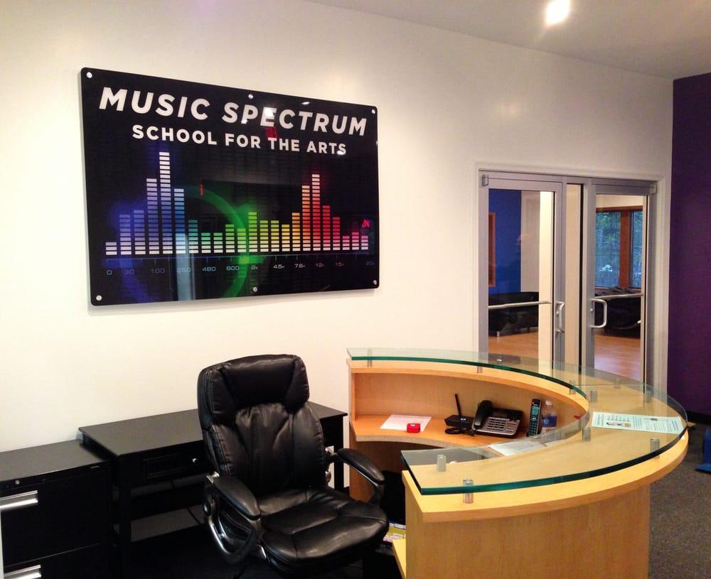 Music Spectrum School for the Arts: 465 Herndon Pkwy, Herndon, VA