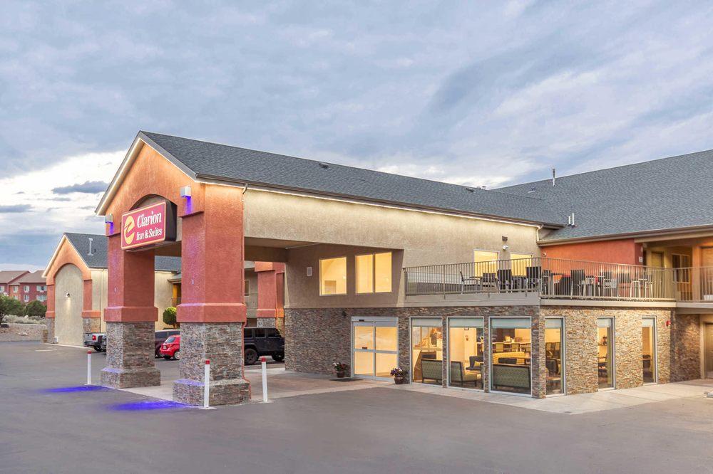 Clarion Inn & Suites: 1204 S Main St, Cedar City, UT