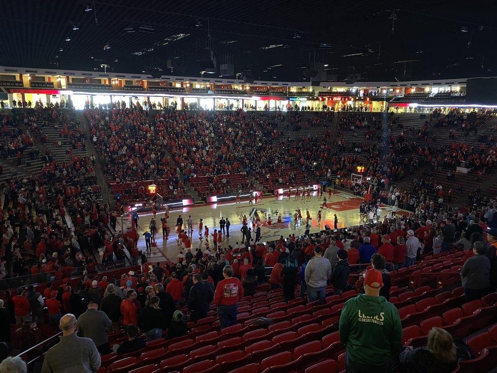 Dreamstyle Arena aka 'The Pit': 1255 University Blvd SE, Albuquerque, NM