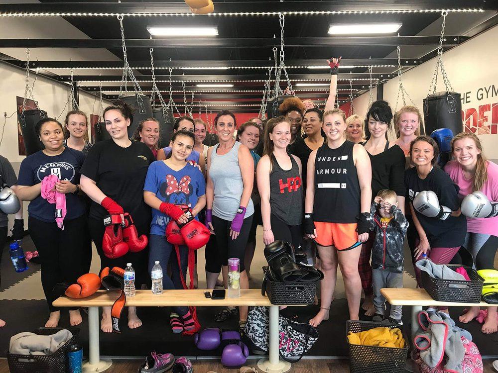 Total Fitness Kickboxing - Jackson