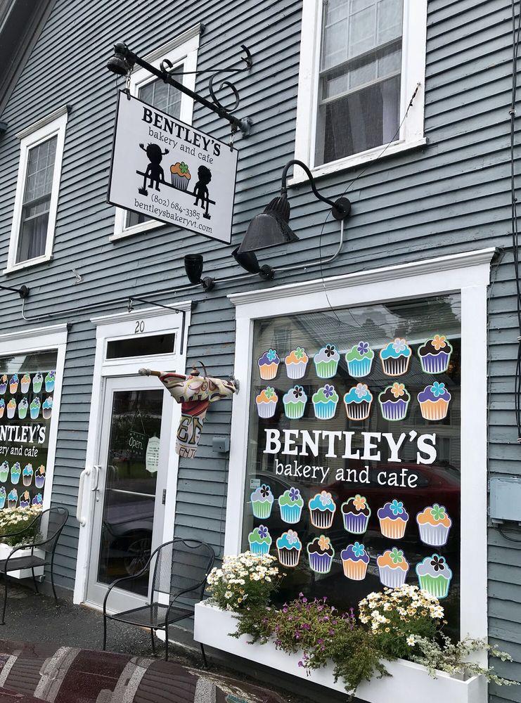 Bentley's Cafe & Bakery: 20 Hill St, Danville, VT