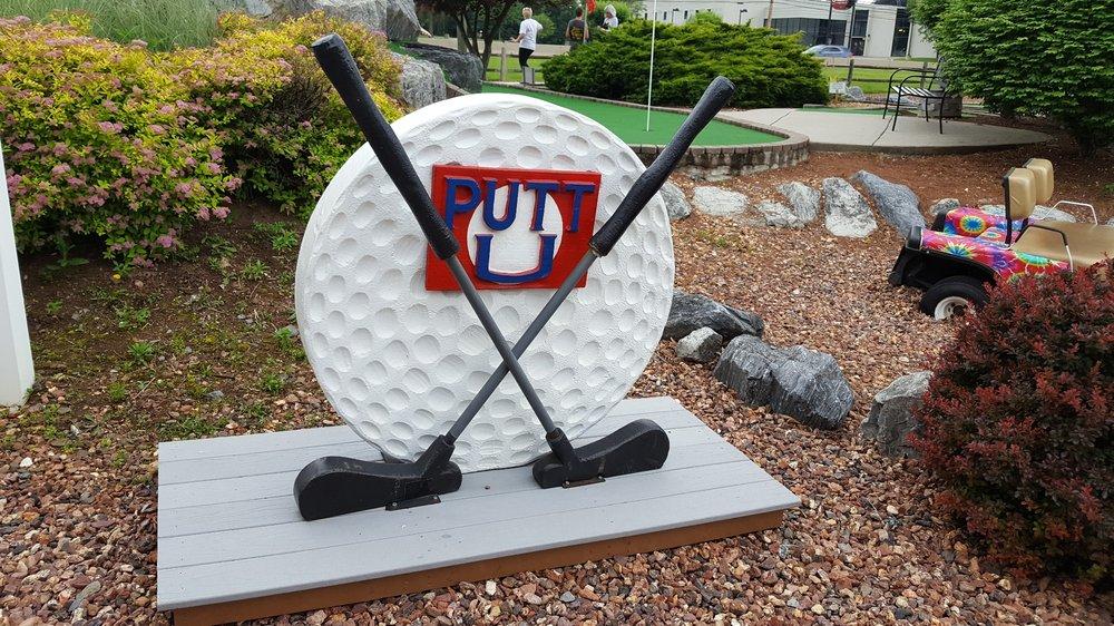 Putt U Miniature Golf: 5201 Rt 309, Center Valley, PA