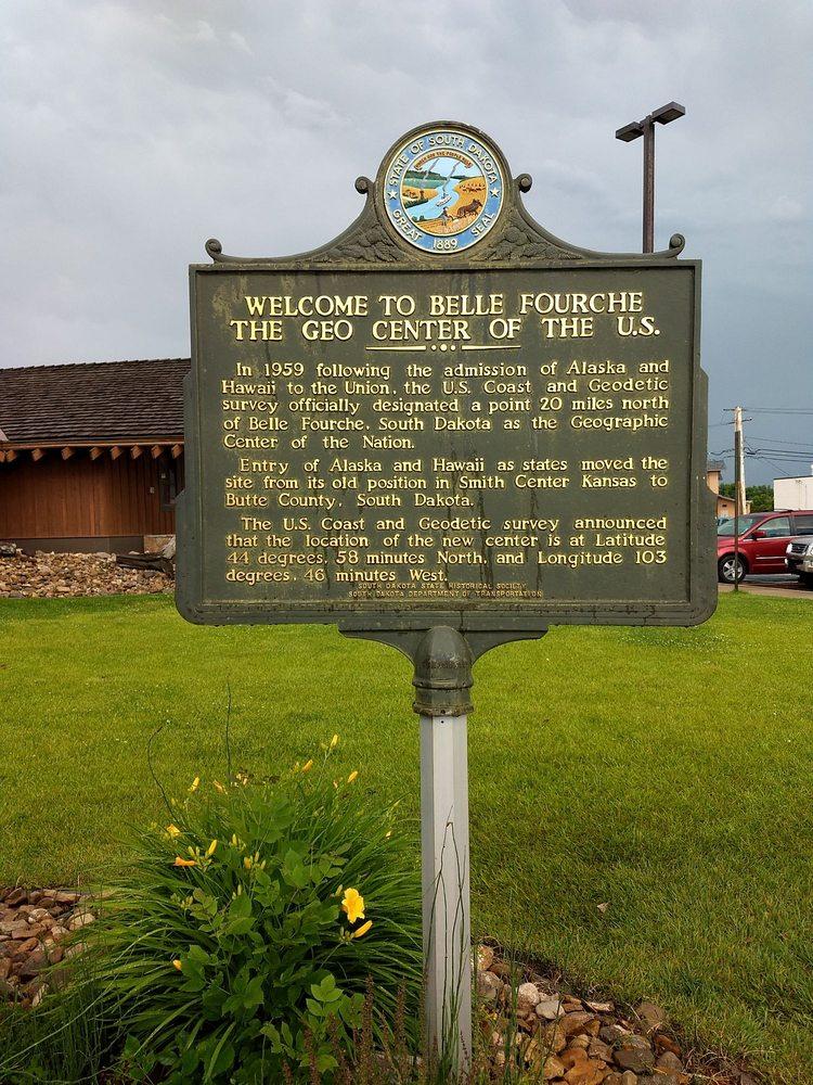 Tri-State Museum: 415 5th Ave, Belle Fourche, SD