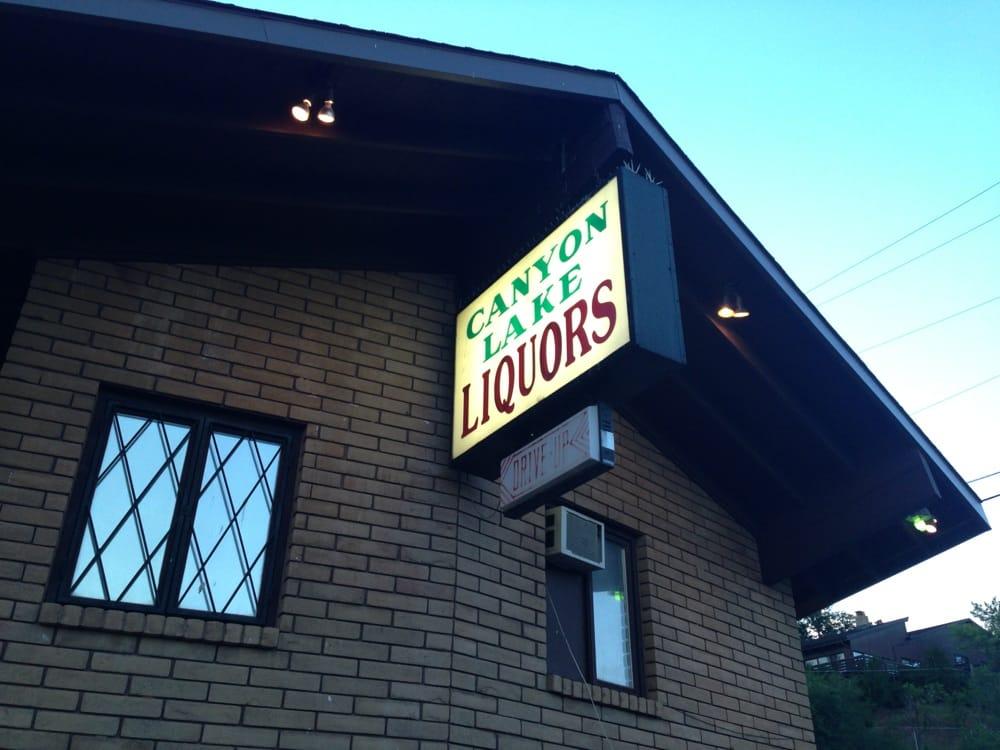 Social Spots from Canyon Lake Liquor Store
