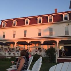 Photo Of Spring House Restaurant   Block Island, RI, United States. Sunset