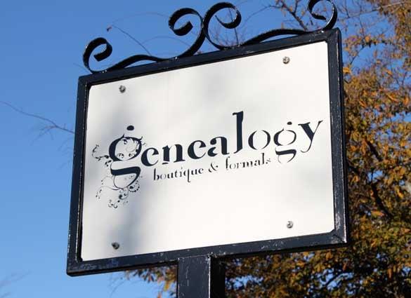 Genealogy Boutique & Formals