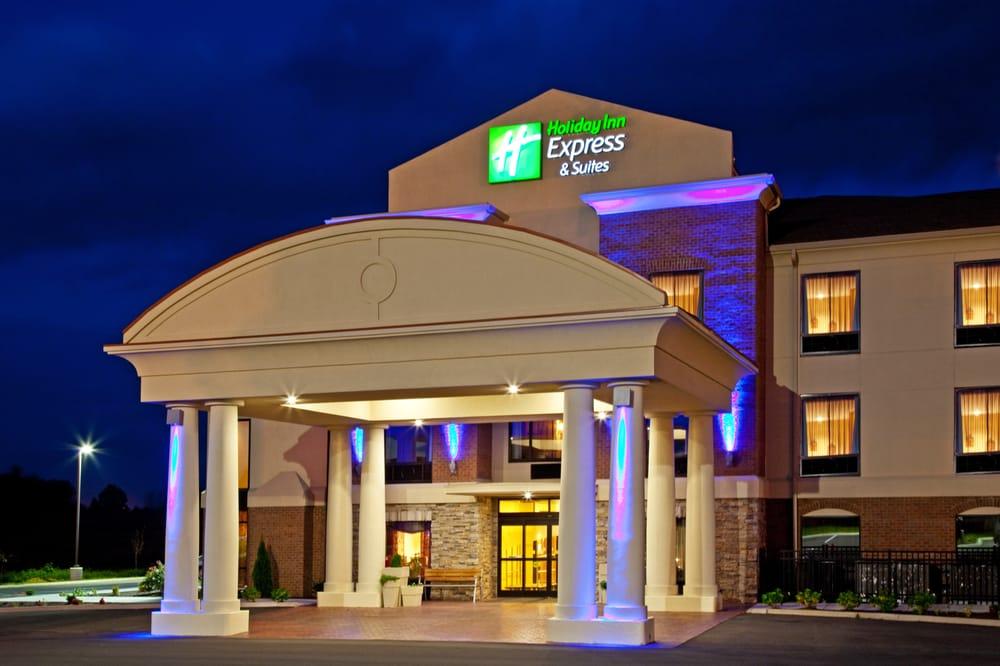 Holiday Inn Express & Suites Franklin: 85 Neha Dr, Franklin, KY