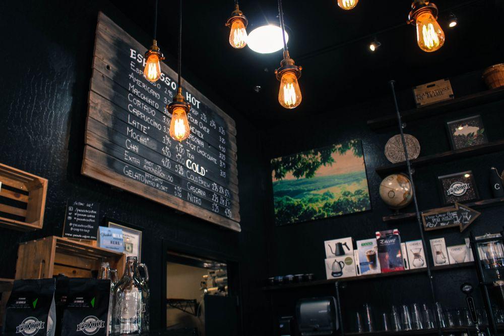 Peixoto Coffee Roasters