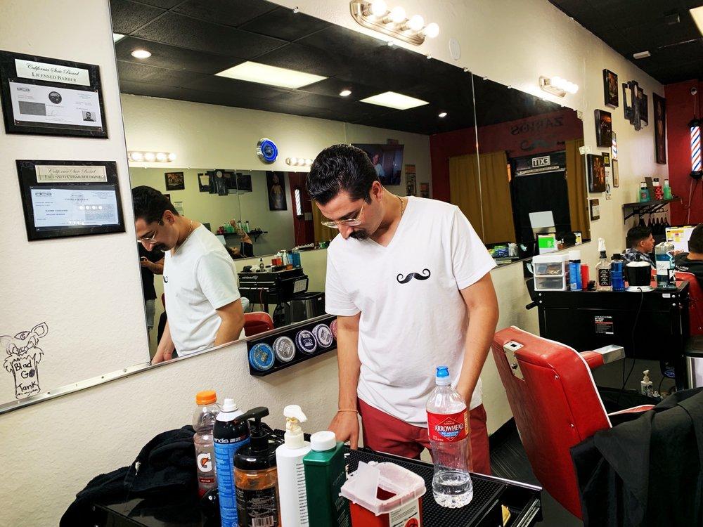 Zarios Barbershop: 15926 Halliburton Rd, Hacienda Heights, CA