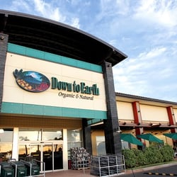 Down To Earth Organic Natural Kapolei Hi
