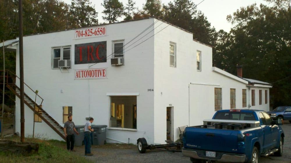 TRC Automotive: 310 Fuller St, Belmont, NC
