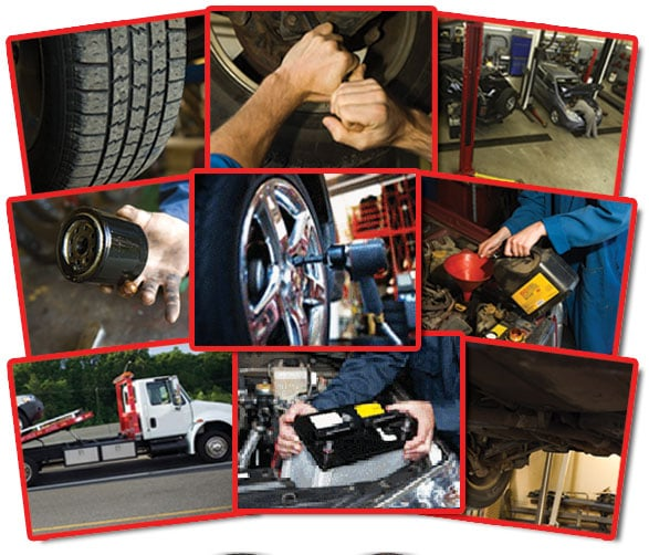 Towing business in Albion, NY