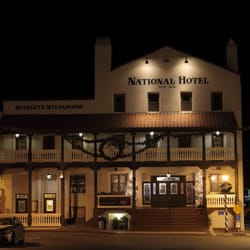 Photo Of The National Hotel Jackson Ca United States Predawn View