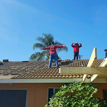 Amazing Photo Of All Weather Roofing   Upland, CA, United States. Great Crew!