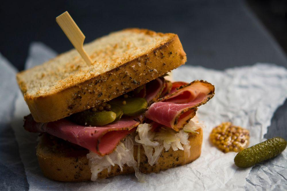 Howell's Sandwich: 929 Water St, Port Townsend, WA