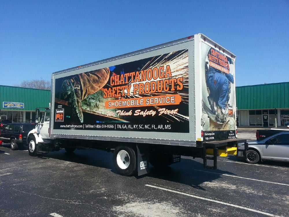 Chattanooga Safety Products: 4423 Hwy 58, Chattanooga, TN