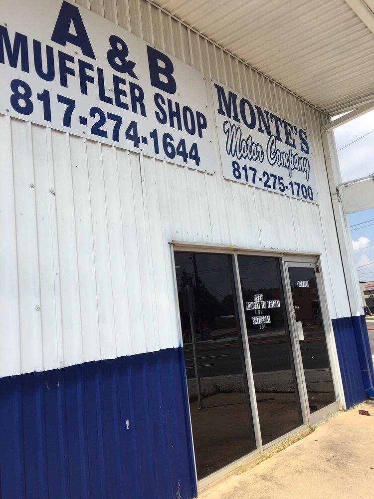 A & B Muffler & Brake of Texas
