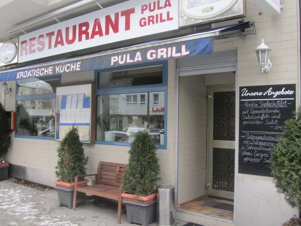 Pula grill geschlossen 10 beitr ge kroatisch neue for Wohndesign kantstr berlin