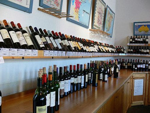 Jacques Wein Depot Wein Bier Schnaps Delitzscher