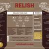 Relish Hot Dog & Sausage Co: 1303 Main St, Belmar, NJ