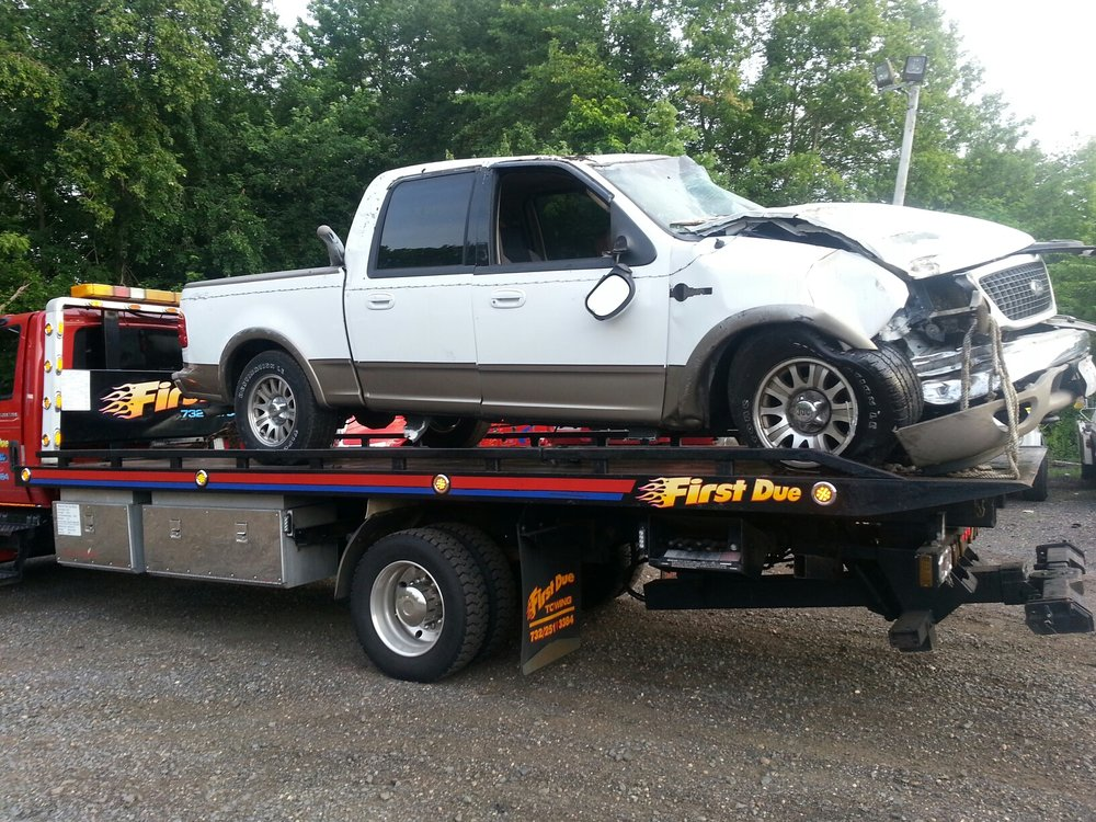 Towing business in Spotswood, NJ