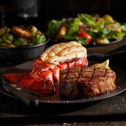 Photo Of Black Angus Steakhouse Albuquerque Nm United States Steak Seafood