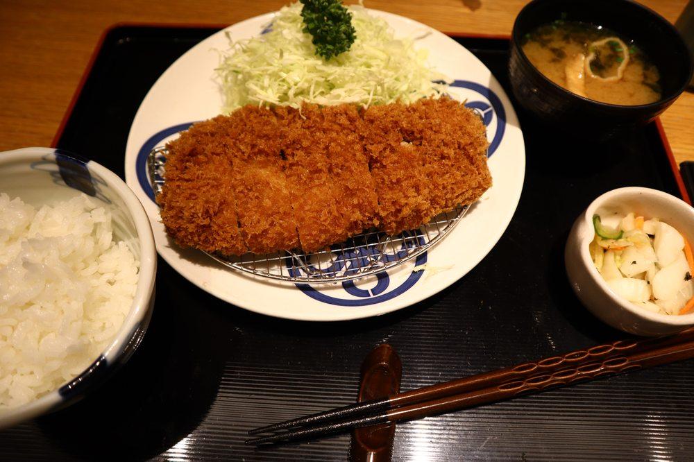 Tonkatsu Maisen - Daimaru Tokyo Restarurant
