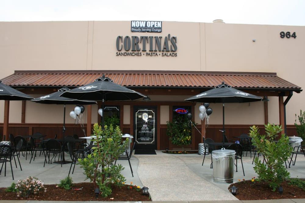 Cortina s orange italian restaurants 964 n batavia st - Cortinas anaheim ...